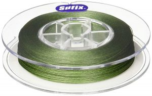 Sufix 832 Advanced Superline Braid- best braided line for bass